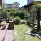 before:自転車置場がなく、庭の奥の置いていました。