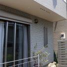 before:リビング前掃き出し窓