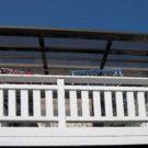 before:既存バルコニーとテラス屋根