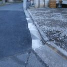 before:敷地と道路境界