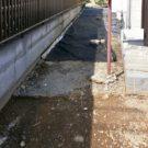 before:玄関脇