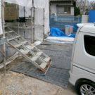 before:建物基礎部分