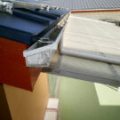 before:奥側園舎のテラス上部